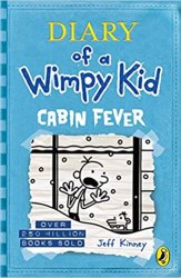 Diary of a Wimpy Kid: Cabin Fever Book Pdf Free Download