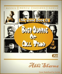 The Great Book Of Best Quotes Of All Time book pdf free download
