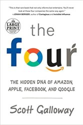 The Four: The Hidden DNA of Amazon, Apple, Facebook, and Google book pdf free download