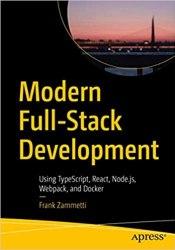 Modern Full-Stack Development Book Pdf Free Download