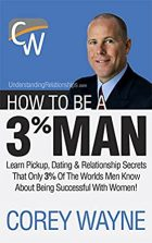 How to Be a 3% Man Book Pdf Free Download