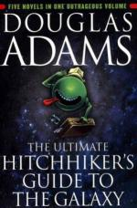 The Ultimate Hitchhiker's Guide to the Galaxy book pdf free download