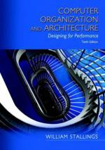 Computer Organization and Architecture Designing for Performance 10th Edition book pdf free download