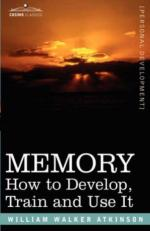 MEMORY: How to Develop, Train and Use It book pdf free download
