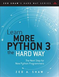 Learn More Python 3 the Hard Way Book Pdf Free Download
