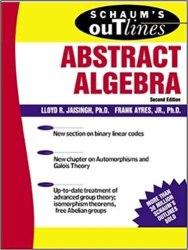 Schaum's Outline of Abstract Algebra (Schaum's Outlines) book pdf free download