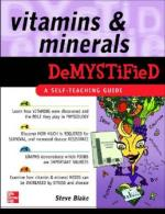 Vitamins and Minerals Demystified book pdf free download