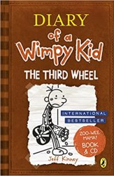 Diary of a Wimpy Kid: The Third Wheel Book Pdf Free Download