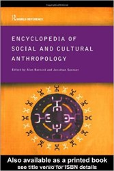Encyclopedia of Social and Cultural Anthropology book pdf free download