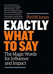 Exactly What to Say Book Pdf Free Download