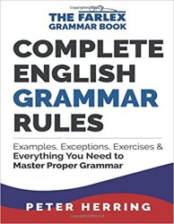 Complete English Grammar Rules book pdf free download