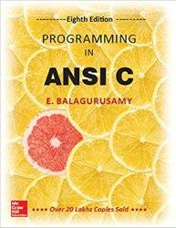 Programming in ANSI C (McGraw Hill) Book Pdf Free Download