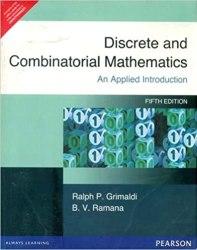 Discrete and Combinatorial Mathematics Book Pdf Free Download
