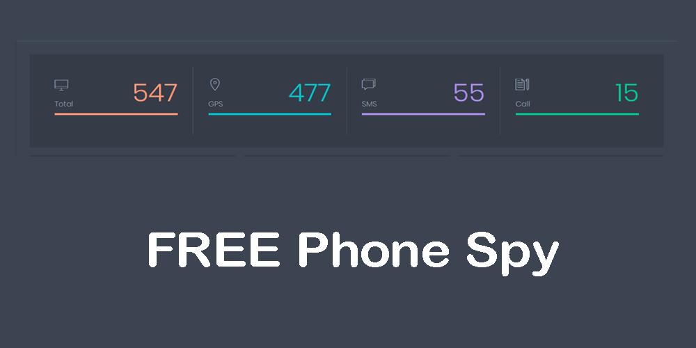 Free iPhone Spy using FreePhoneSpy