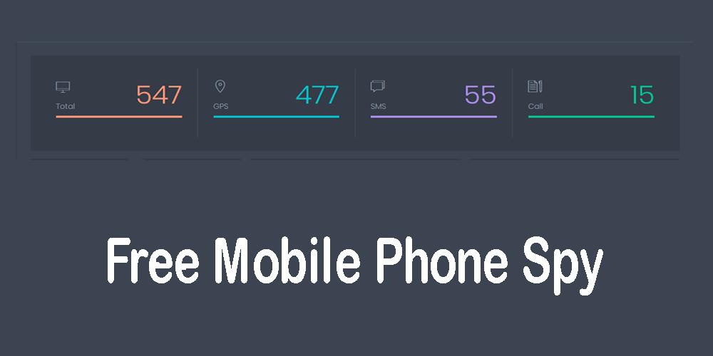FreePhoneSpy Features