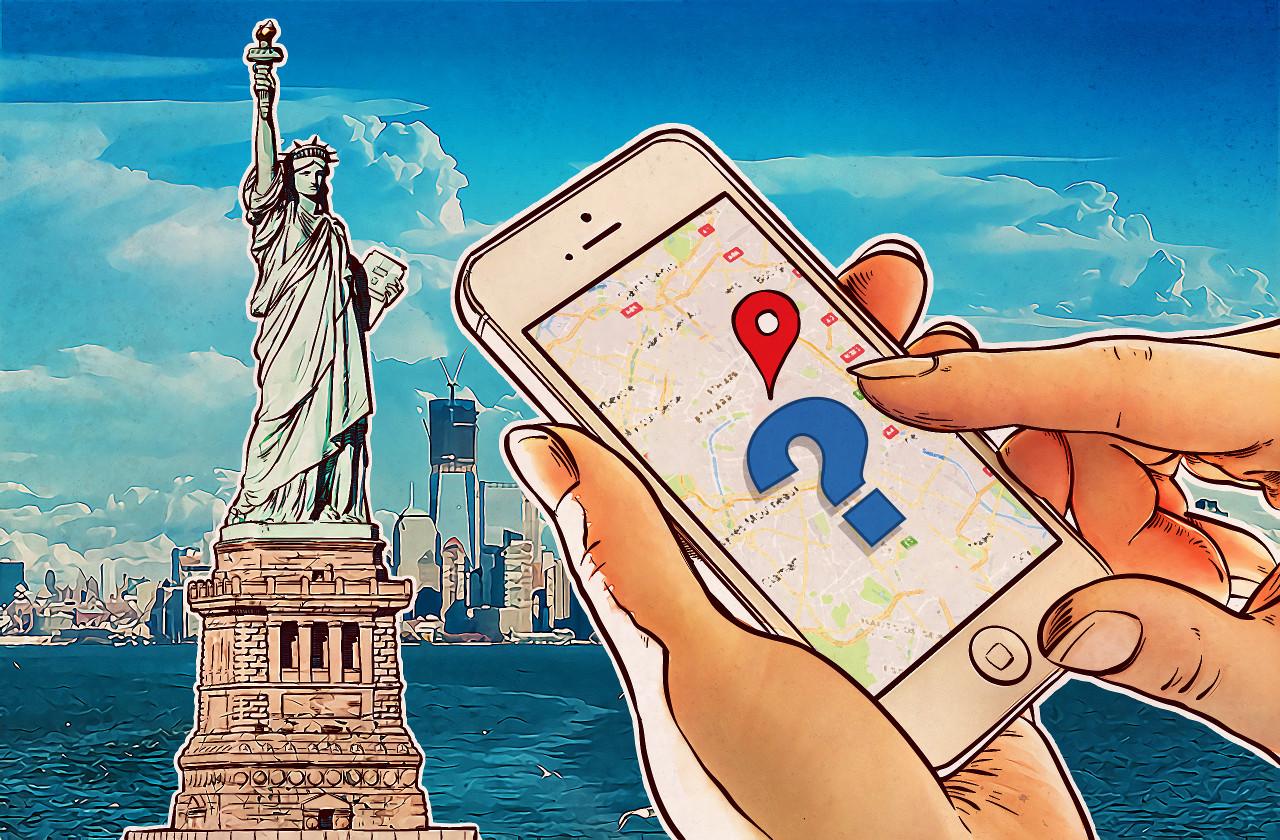 GPS Personal Locator