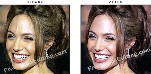 photo enhancement face retouch