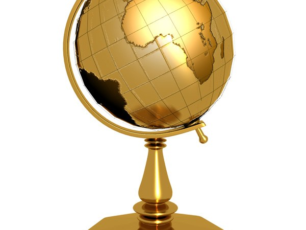 Golden Globe PSD and Picture