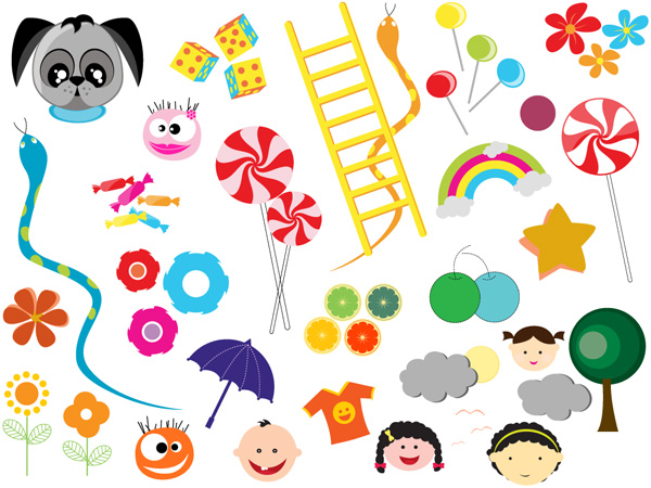 Kids Vectors, Brushes, PNG & Picture