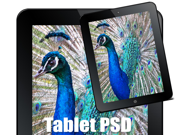 Tablet PSD