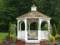 Gazebo Wedding Design Ideas,