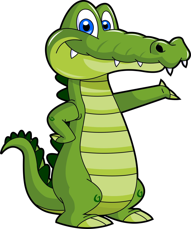 hight resolution of download clipart girls alligator cartoon free download 192
