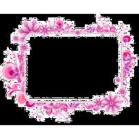 Girly Frame Border Allframes5org