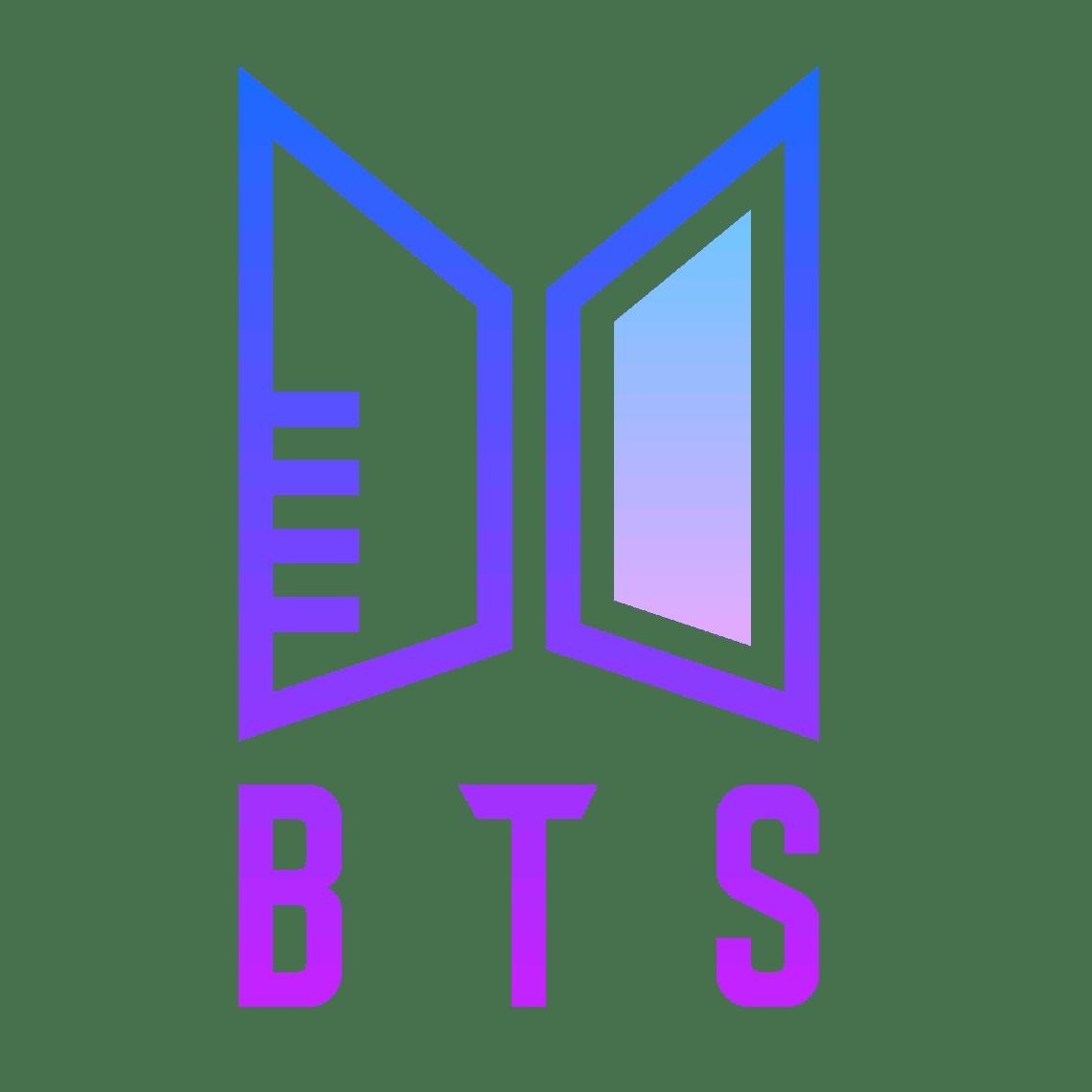 Download BTS Logo PNG | Free Download BTS Logo Icon, Symbol - Free ...