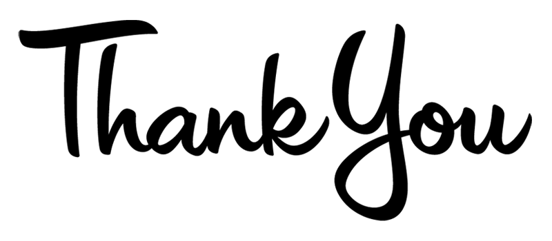 Thank You Images Free PNG, Thank You Clipart Pictures