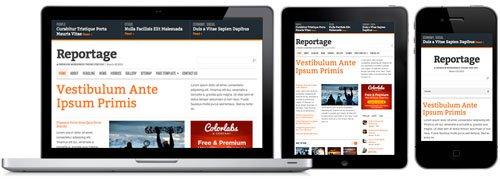 reportage-responsive-design