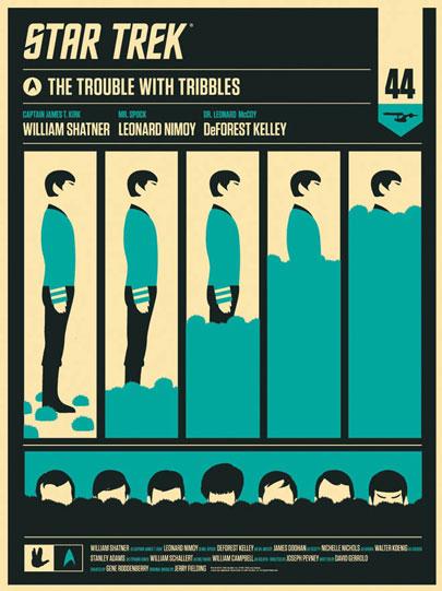 OllyMoss_trouble-tribbles-spock-StarTrek
