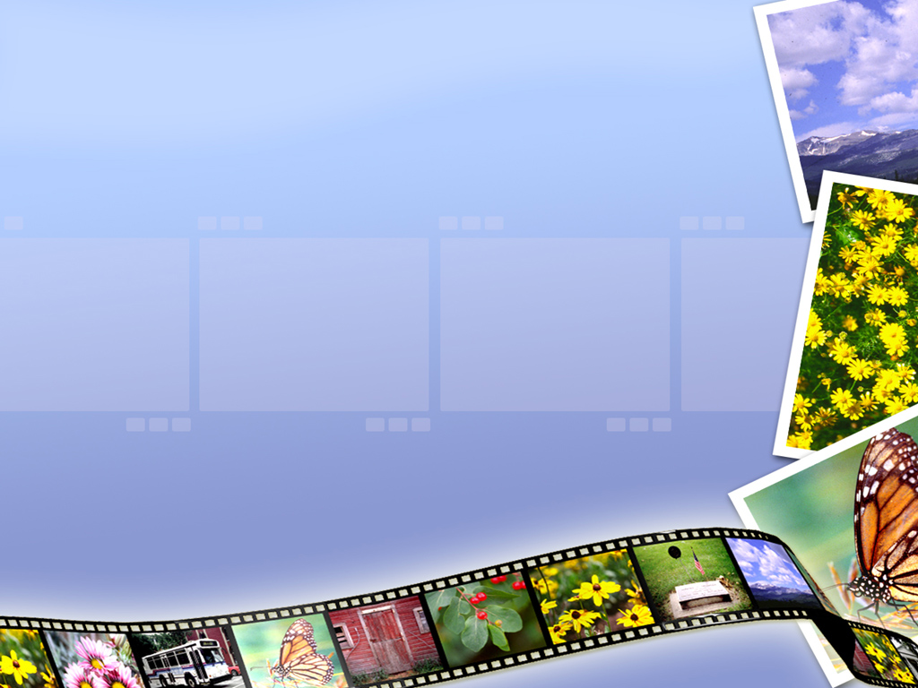 powerpoint photo collage template