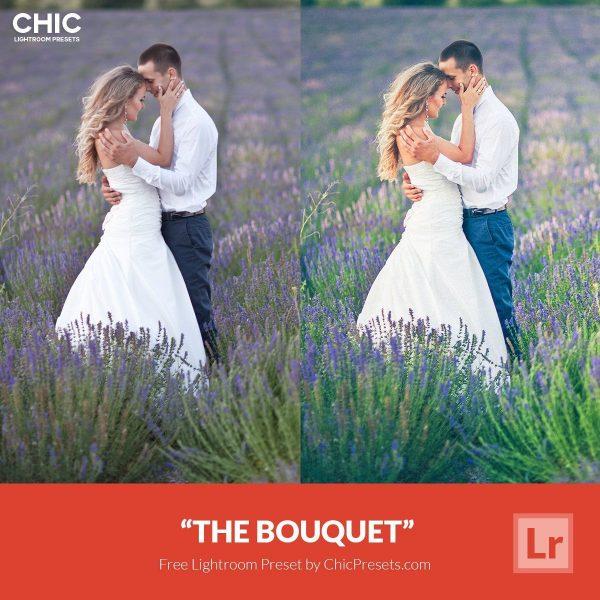 Preset Lightroom The Bouquet