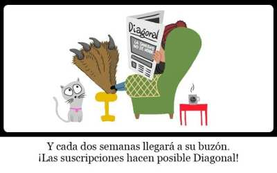 El periódico Diagonal estrenó su nueva web