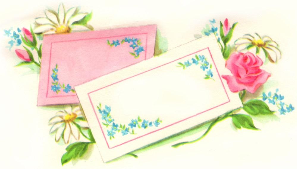 medium resolution of free vintage flower clip art