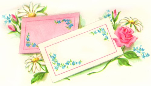 small resolution of free vintage flower clip art