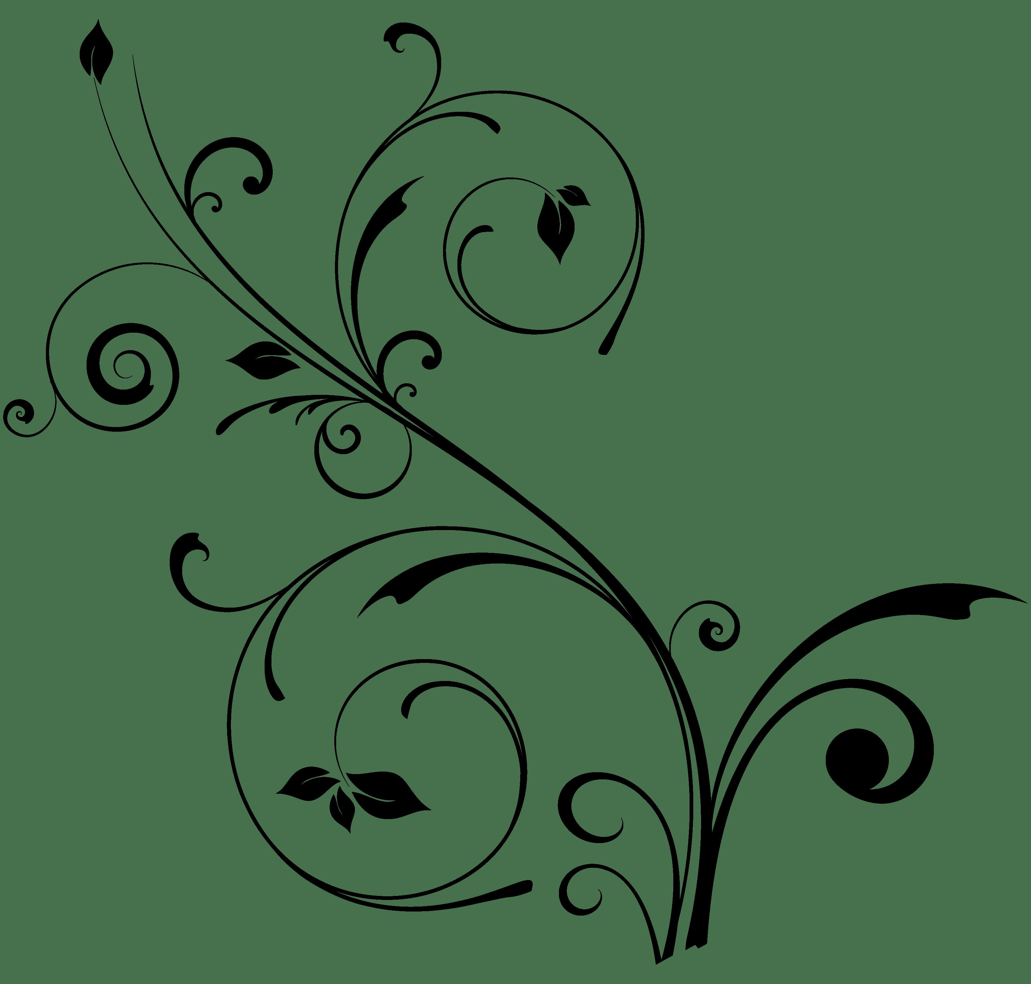 9 Free Ornate Swirl Clipart Cu Ok