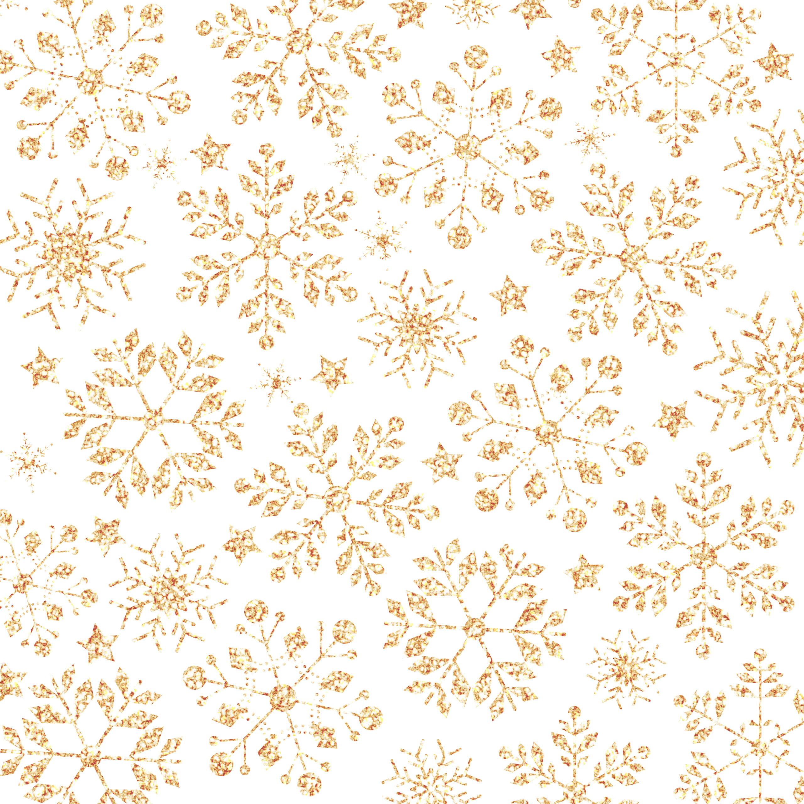 Free Sparkly Snowflake Digital Paper Backgrounds