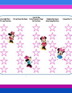 Potty training chart also charts with your favorite characters rh freeprintablebehaviorcharts
