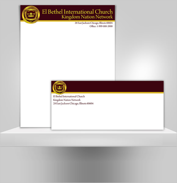 Champlain College Publishing  Company Letterhead Samples Free Download
