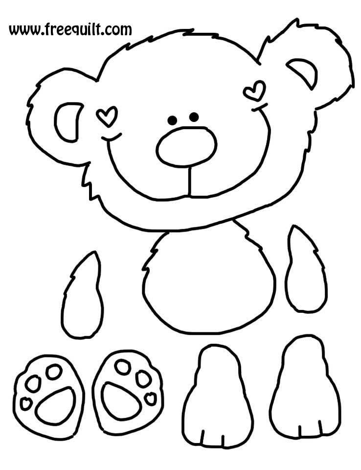 """Search Results for """"Print Easy Bear Pattern"""""""