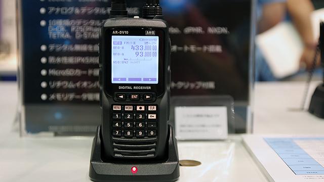 AORの受信機AR-DV10って何が聴けるの? | フリラjp