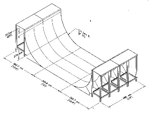 Free Halfpipe Plans For Skateboarding Plans DIY Free