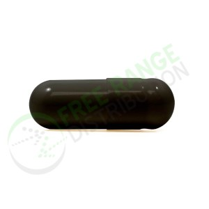 Black Gelatin Capsule Watermark