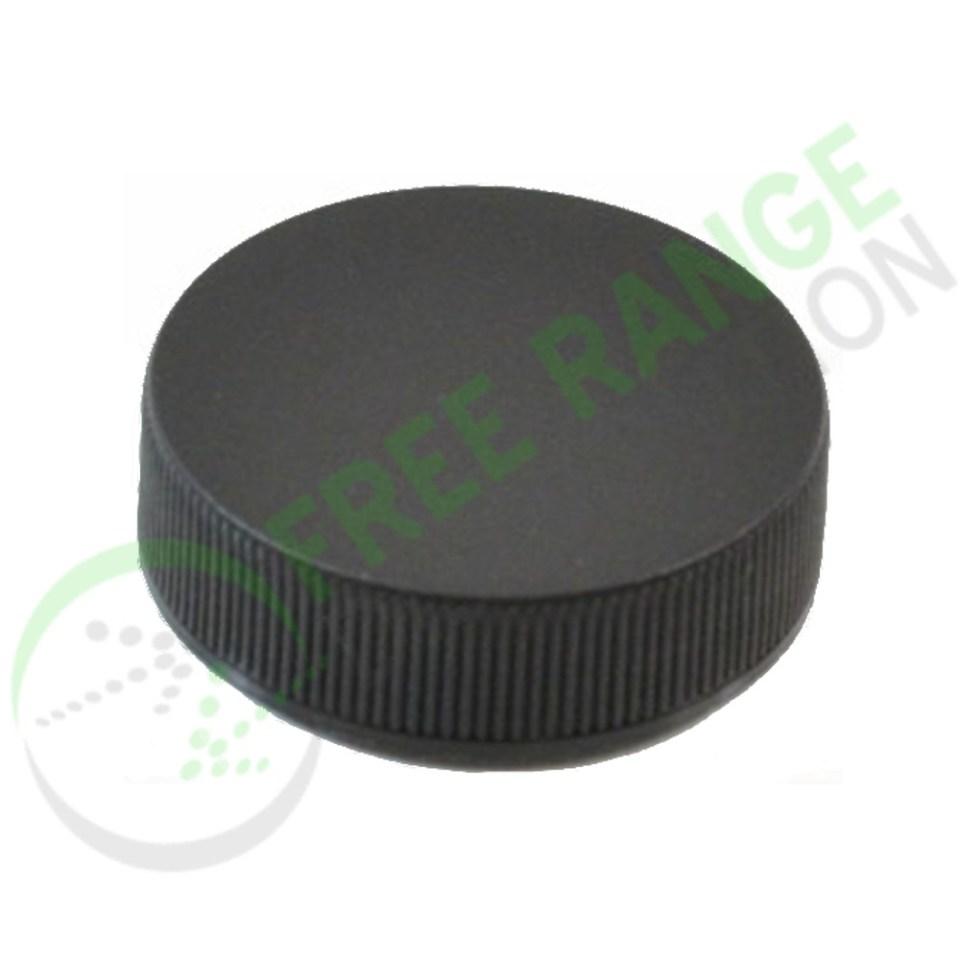 Black Screw Cap