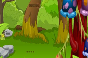 Escape From The Magic Primeval Forest