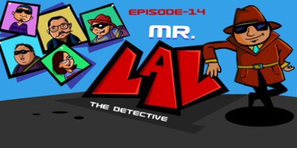 Ena Mr. Lal The Detective 14