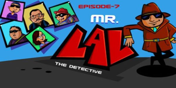 Ena Mr. Lal The Detective 7