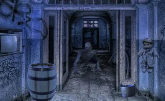 Scary Zombie House Escape 2 Free Room Escape Games
