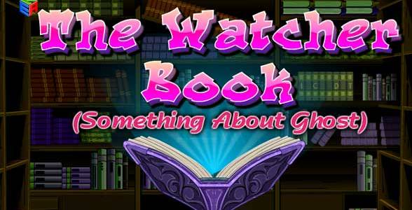 Ena The Watcher Book